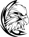 Tribal Eagle Stickers 24