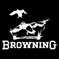 Browning Decal Ducks
