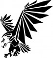 Tribal Eagle Stickers 19