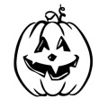 Holloween Holiday Decal2
