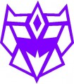 Decepticon Wall Decal 4