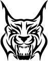 Tribal Cat Sticker Decals 05