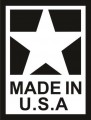 Made In USA Wall Decal