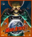 Mars Attacks Alien Car Sticker 5