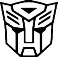 Autobot Wall Decal 1