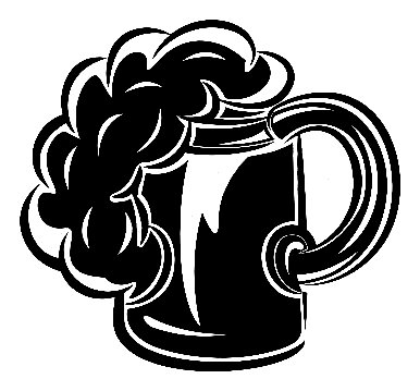 Beer Mug Sticker Food And Drink Decal Food And Drink
