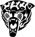 Tribal Tiger Stickers 26