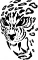 Tribal Cat Sticker Decals 09