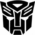 Autobot Wall Decal 2