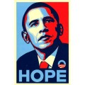 Obama Hope Decal