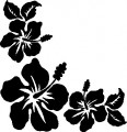 Hawaiian Vinyl Wall Decals 10