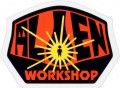 alien workshop bumper sticker 3