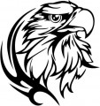 Tribal Eagle Stickers 23
