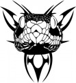 Tribal Snake Stickers 14