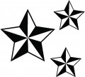 Star Wall Graphic Kit 1