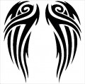 Angel Wings Decal 4