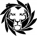 Tribal Lion Stickers 31