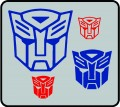 Transformer Autobot Wall Graphic Kit