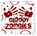 Walking Dead Zombie Wall Sticker 06
