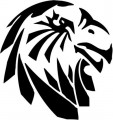 Tribal Eagle Stickers 17