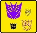 Transformer Decepticon Wall Graphic Kit