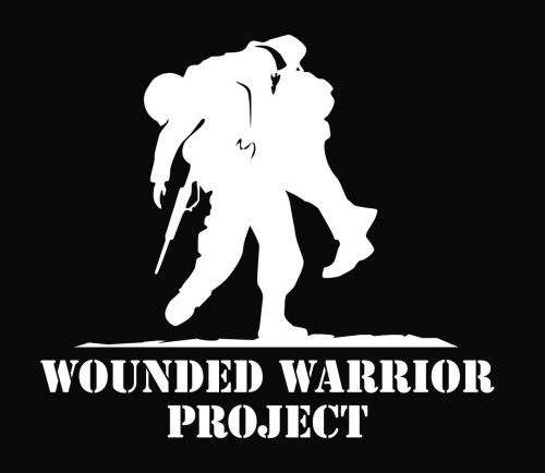 1 Wounded Warrior Project Wall Decal Custom Wall Graphics