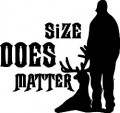 Deer Hunting Decal 11