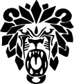 Tribal Lion Stickers 27
