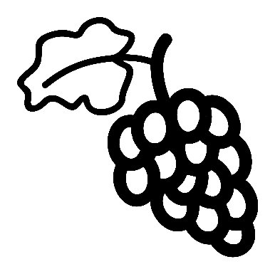 Grapes Sticker Food And Drink Decal Food And Drink