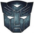 Autobot fro Transformers Decal