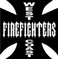 Firefighter West Coast Decal