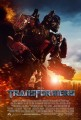 Rectangular Transformers Movie Poster Sticker-big