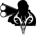 Hunting and Fishing Decal
