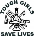 Fire girls are tough