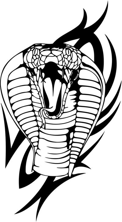 Tribal Snake Stickers 13 Tribal Animals Decal Tribal