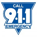911 Emergency Decal