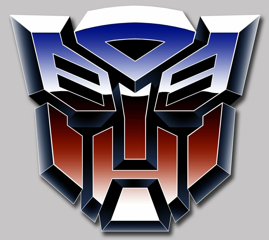 Autobot Diecut Digital Decal Custom Wall Graphics