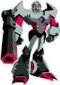 Megatron Transformer Decal