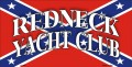 redneck yacht club sticker 66