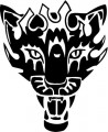 Tribal Cat Sticker Decals 54