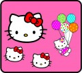 Hello Kitty Color Wall Graphic Kit