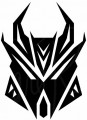 Decepticon Wall Decal 5