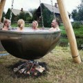 redneck hot tub sticker