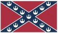 Star Wars Rebel Flag Sticker