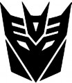 Decepticon Wall Decal 1