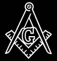 Masonic Blue Lodge Decal