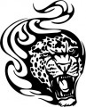 Tribal Cat Sticker Decals 47