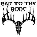 Bad to the Bone Wall Decal