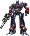 Optimus Prime Transformer Decal 2