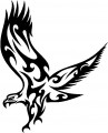 Tribal Eagle Stickers 03